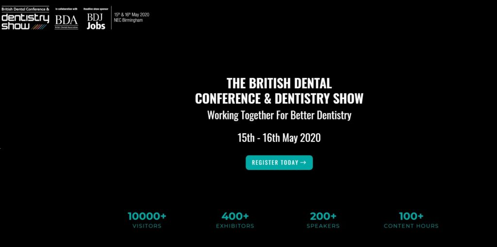 Dentistry show 2020